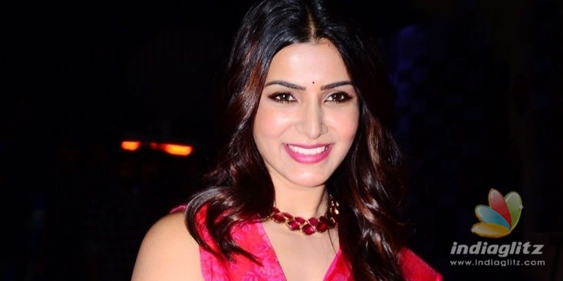 Samantha Akkineni turns farmer; terrace garden is ready