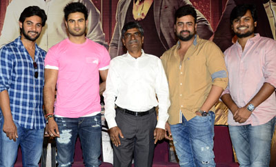 'Shamantakamani' Teaser Launch