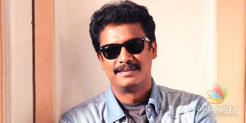 RRR actor Samuthirakani for Teja-Abhiram Daggubati movie