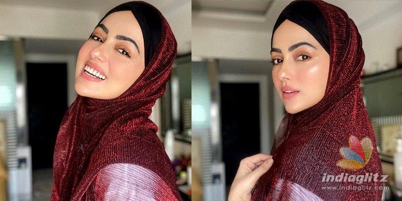 Bigg Boss fame Sana Khan quits glamour field, turns religious