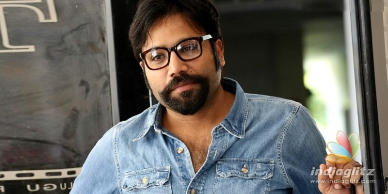 Arjun Reddy director Sandeep Vangas new project raises curiosity