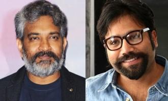 Director Sandeep Vanga challenges Rajamouli