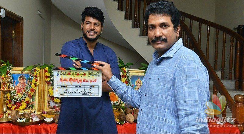 Sundeep-Hansika's 'Tenali Ramakrishna BA BL' launched - Telugu News