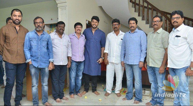 Sundeep-Hansikas Tenali Ramakrishna BA BL launched