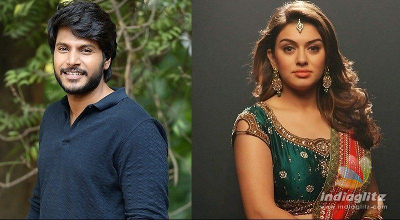 Sundeep-Hansika sign up for comedy directors movie