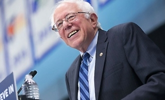 Breaking! Sanders says he is running for US Prez