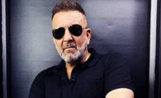 Pic Talk: Sanjay Dutt posts awesome pics as he gears up for 'KGF 2' shoot