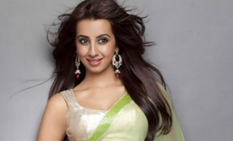 Sanjjanaa's next is Happy Birthday