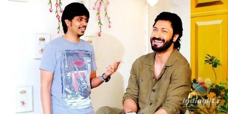 Ghazi fame Sankalp Reddy debuts in Hindi with Vidyut Jammwals film