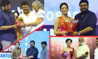 Santosham South Indian Film Awards 2018
