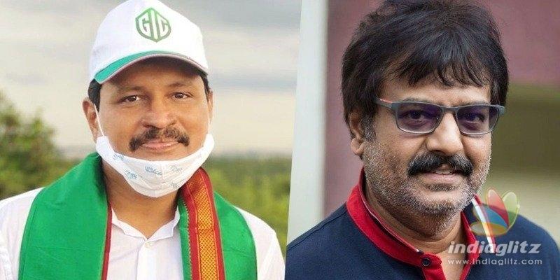 TRS MP Santosh Kumar to fulfil late Viveks dream