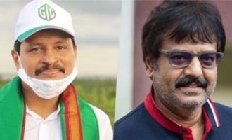 Telangana Santosh Kumar to fulfil late Actor comedian Vivek dream project green kalam