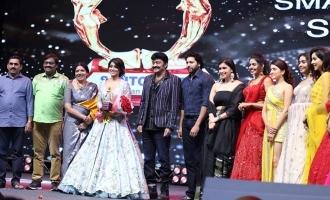 Santosham Film Awards 2019