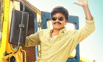Saptagiri as thief in 'Vajra Kavachadhara Govinda'