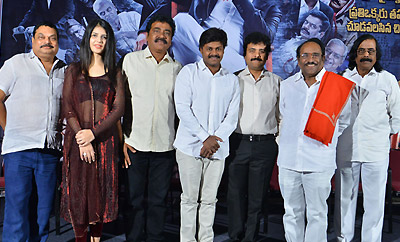 'Saptagiri LLB' Success Meet