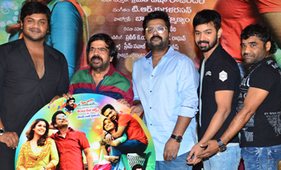 'Sarasudu' Audio Launched