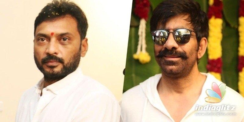 Sarath Mandava raises expectations of Ravi Tejas fans