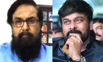 Sarathkumar gets emotional recalling how Chiranjeevi saved him