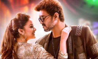 Vijay's 'Sakar' gets release date in Telugu