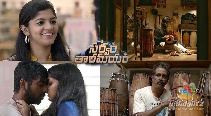 Sarvam Thaala Mayam Trailer: Aspiring for soul