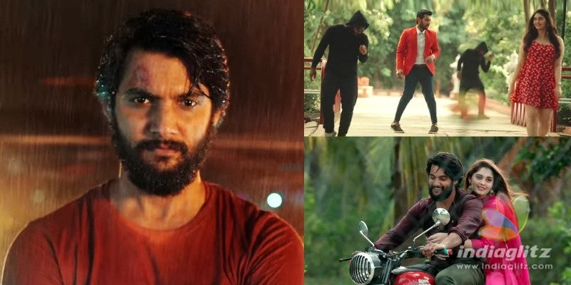 Sashi Trailer: Aadi Saikumar, Surabhi get into trouble