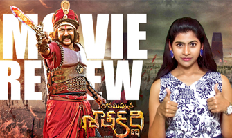 'Gautamiputra Satakarni' Movie Review