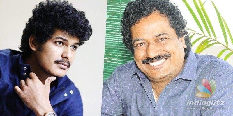 Director Satish Vegesnas son to debut as hero