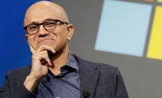 Satya Nadella is now both CEO and Chairman of Microsoft