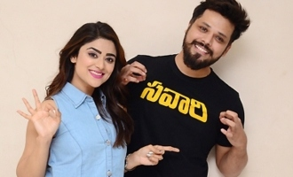 'Savaari' Trailer Launch