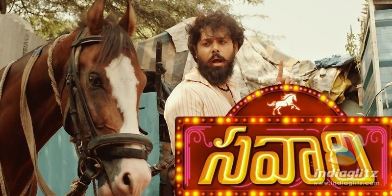 Savaari Teaser: Raw, jovial, rugged