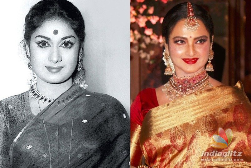 Rekha Is Actor Gemini Ganesan And Actress Pushpavalli S: Scary Incident In Savitri's Life, Shocking One In Rekha's