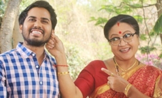 Parvateesam and Sri Lakshmi as 'Savitri W/O Satyamurthy'