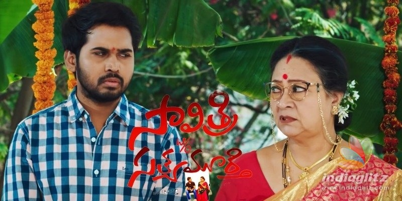 'Savitri W/O Satyamurthy' Trailer: A forever-young male & his romances