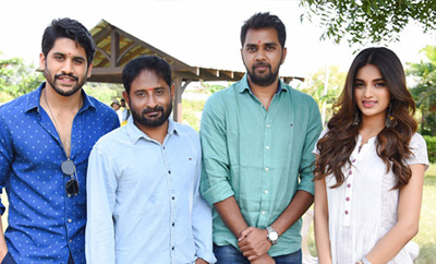 'Savyasachi' Movie Launched