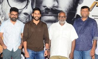 'Savyasachi' Trailer Launch