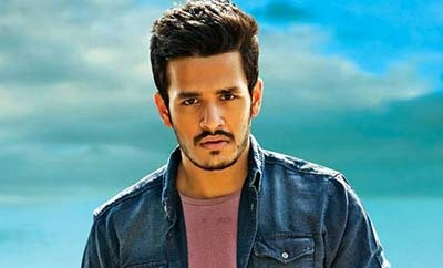 Akhil's heroine goes traditional