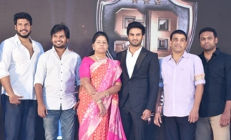 Celebs @ Sudheer Babu Productions Launch