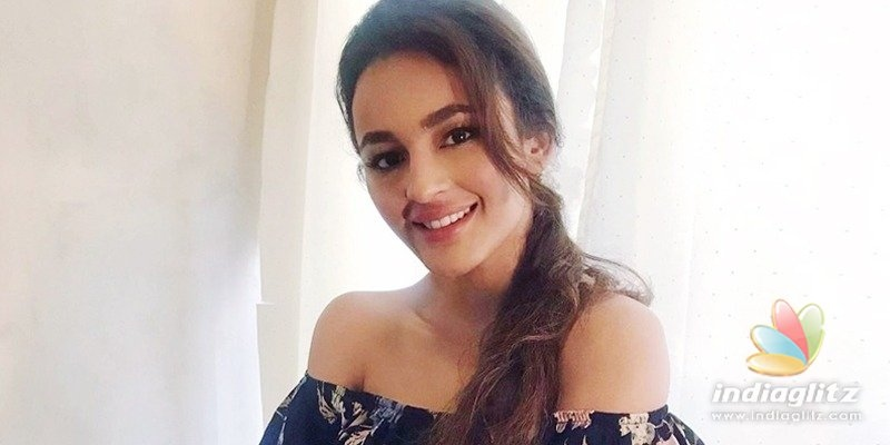 Seerat Kapoor to fly down to Hyderabad for an event