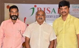 'Seetha Rama Raju' Press Meet