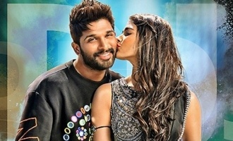 Allu Arjun's song crosses a milestone