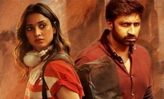 'Seetimaarr': Gopichand-Tamannaah's film locks release date