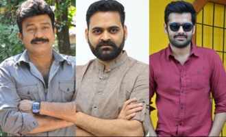 Rajasekhar to team up with Ram, Praveen Sattaru: Reports