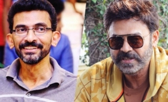 Sekhar Kammula's next with Venkatesh!?