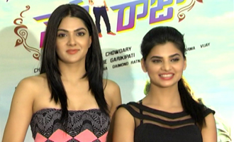 Selfie Raja is a Hilarious Movie says Heroines Sakshi Chaudhary and Kamna Singh Ranawat