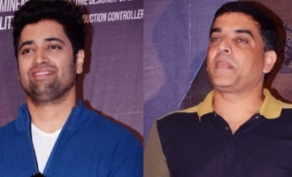 Dil Raju invites Adivi Sesh to work with him