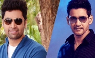 Adivi Sesh makes a promise to Mahesh Babu