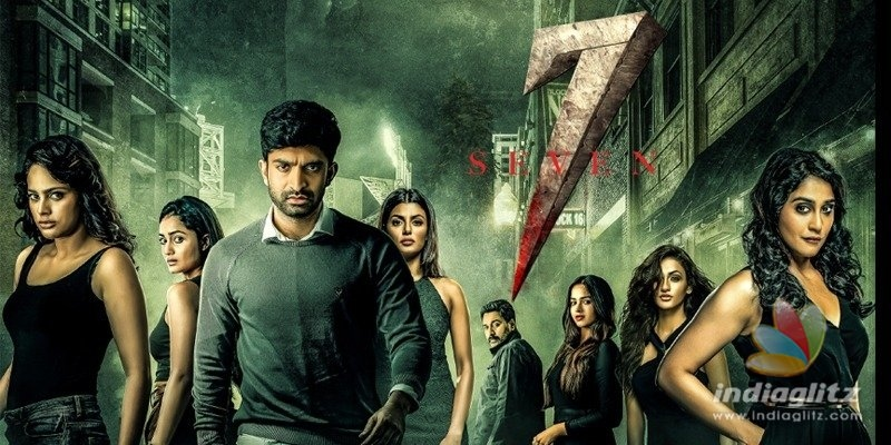 All hurdles clear: Seven to release on Thursday