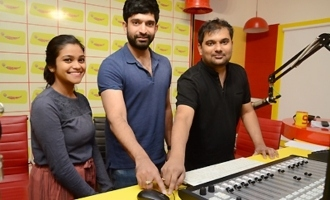 'Seven' First Song (Sampaddhoy Nanne) Launch at Radio Mirchi