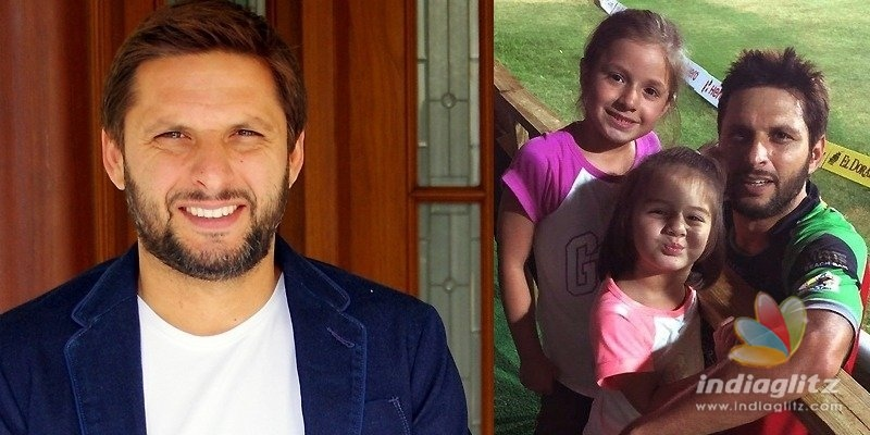 Controversy: Shahid Afridi about freedom of his daughters