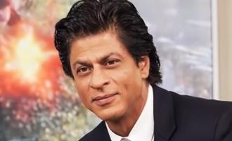 Shah Rukh follows Modi's order
